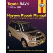 Haynes manual: Toyota RAV4 (96-10)