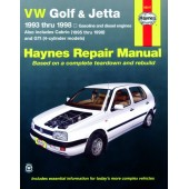 Haynes VW Golf & Jetta 93-98