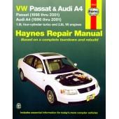 Haynes Audi A4 & VW Passat 96-05