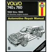 Haynes Volvo 740 & 760 Series (82 - 88)
