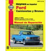 Haynes Ford Camionetas & Bronco (80 - 94)