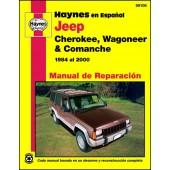 Haynes Jeep Cherokee Wagoneer