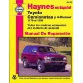 Haynes Toyota Camionetas & 4-Runner (79 - 95)