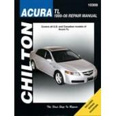 Haynes manual: Acura TL 99 to 08
