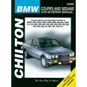 Haynes manual: BMW Coupes and Sedans (70-88)
