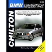 Haynes manual: BMW 3-Series/M3/Z3 (89-98)