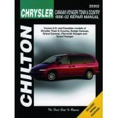 Haynes Dodge Caravan/Voyager/Town & Country (96 - 02)