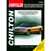 Haynes manual: Chrysler Cirrus/Stratus/Sebring/Avenger/Breeze (95-98)