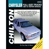 Haynes Dodge Pick-Ups 97-01