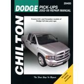 Haynes Dodge Pick-ups 2002-08