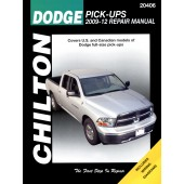 Haynes Dodge Pick-ups 2009-12 (Chilton)