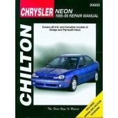 Haynes manual: Dodge Neon (95-99)