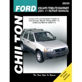 Haynes Ford Escape/Mazda Tribute