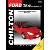 Haynes Ford Focus 2000-2007 (Chilton)