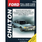 Haynes Ford Full-size Cars (68 - 88)