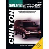 Haynes Chevrolet Astro Safari
