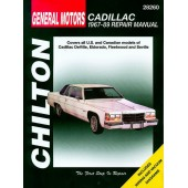 Haynes Cadillac Cadillac (67 - 89)