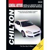 Haynes Chevrolet Impala & Monte Carlo