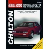 Haynes Chevrolet Corsica/Beretta (88 - 96)