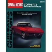 Haynes Chevrolet Corvette (63 - 82)