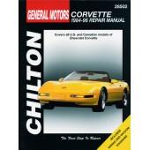Haynes Chevrolet Corvette (84 - 96)