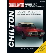 Haynes manual: Pontiac Firebird (67-81)