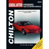 Haynes manual: Pontiac Firebird (82-92)