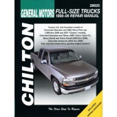 Haynes manual: General Motors Full Size Trucks (99 -05) (Chilton USA)