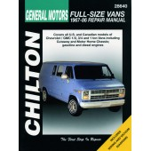 Haynes Chevrolet Vans (67 - 86)