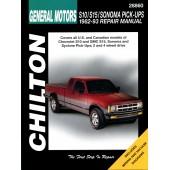 Haynes Chevrolet S10/S15/Sonoma Pick-Ups (82 - 93)