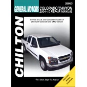 Haynes GM Colorado Canyon 04-10