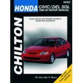 Haynes Honda Civic & del Sol (96 - 00)