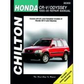 Haynes Honda CR-V/Odyssey (95 - 00)
