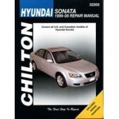 Haynes Hyundai Sonata 1999-08