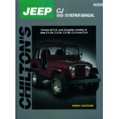 Haynes Jeep CJ (45 - 70)