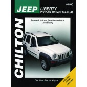 Haynes manual: Jeep Liberty (02-04)