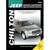 Haynes Jeep Grand Cherokee