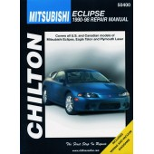 Haynes manual: Mitsubishi Eclipse (90-98)