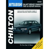 Haynes Mitsubishi Galant/Mirage/Diamante (90 - 00)