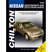 Haynes Nissan 350Z & Infiniti