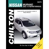 Haynes Nissan Murano 2003-2010