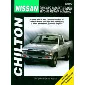Haynes Nissan Pick-Ups and Pathfinder (70 - 88)