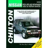 Haynes Nissan Pick-Ups and Pathfinder (89 - 95)