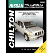 Haynes Nissan Titan & Armada 04-10 (Chilton)