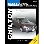 Haynes Nisan Altima 07-10 (Chilton)