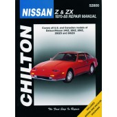Haynes Nissan Z and ZX (70 - 88)