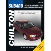 Haynes manual: Subaru Legacy/Forester (99-05)