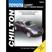 Haynes Toyota Camry, Avalon & Lexus ES 350 07-11 (Chilton