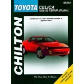 Haynes manual: Toyota Celica (86-93)