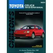Haynes Toyota Celica (94 - 98)